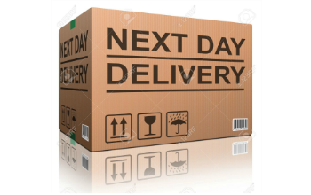 next day couriers crawley