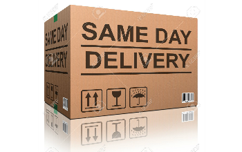 same day couriers crawley